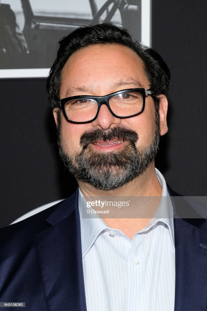 Director James Mangold attends the 'Logan' New York screening at Rose Theater, Jazz at Lincoln Center on February 24, 2017 in New York City.