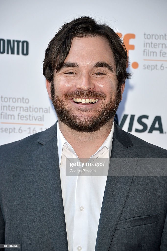 Director James Ponsoldt attends the 'Smashed' Premiere during 2012 Toronto International Film Festival at Ryerson Theatre on September 12, 2012 in Toronto, Canada.
