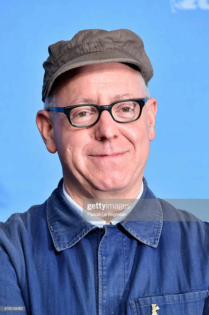 Director <a gi-track='captionPersonalityLinkClicked' href=/galleries/search?phrase=James+Schamus&family=editorial&specificpeople=628217 ng-click='$event.stopPropagation()'>James Schamus</a> attends the 'Indignation' photo call during the 66th Berlinale International Film Festival Berlin at Grand Hyatt Hotel on February 14, 2016 in Berlin, Germany.