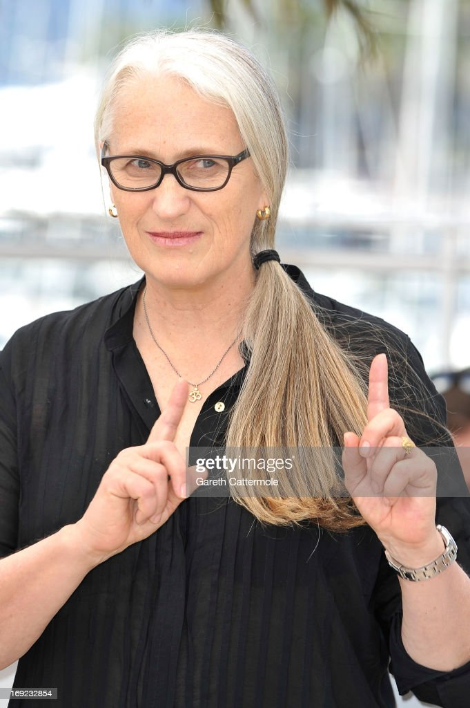 Director <a gi-track='captionPersonalityLinkClicked' href=/galleries/search?phrase=Jane+Campion&family=editorial&specificpeople=616530 ng-click='$event.stopPropagation()'>Jane Campion</a> attends the 'Jury Cinefondation' Photocall during the 66th Annual Cannes Film Festival on May 22, 2013 in Cannes, France.
