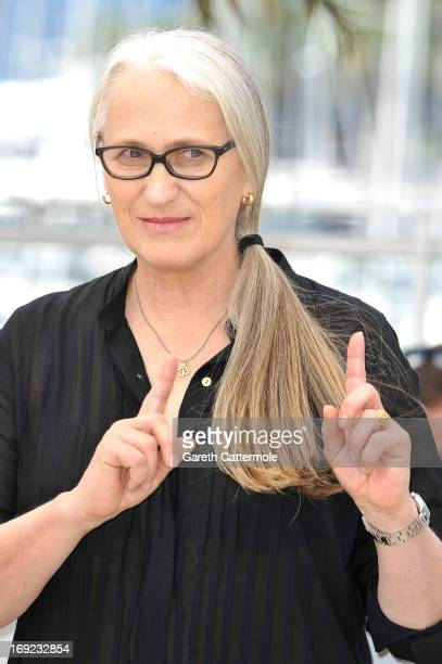 Director Jane Campion attends the 'Jury Cinefondation' Photocall during the 66th Annual Cannes Film Festival on May 22 2013 in Cannes France