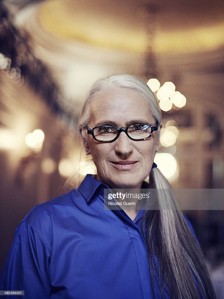 Director Jane Campion is photographed for Self Assignment on May 18, 2014 in Cannes, France.