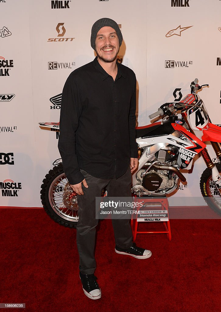 Director Jason Bergh attends the Trey Canard 'REvival 41' premiere held at UltraLuxe Cinemas at Anaheim GardenWalk on January 3, 2013 in Anaheim, California.