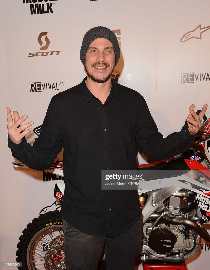 Director Jason Bergh attends the Trey Canard 'REvival 41' premiere held at UltraLuxe Cinemas at Anaheim GardenWalk on January 3, 2013 in Anaheim, California.