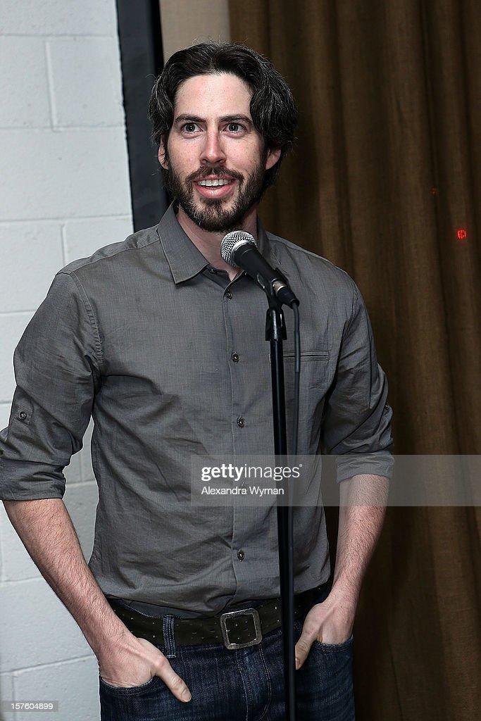 Director Jason Reitman at The Sundance Film Festival Filmmaker Orientation reception held at The Palihouse Holloway on December 4, 2012 in West Hollywood, California.