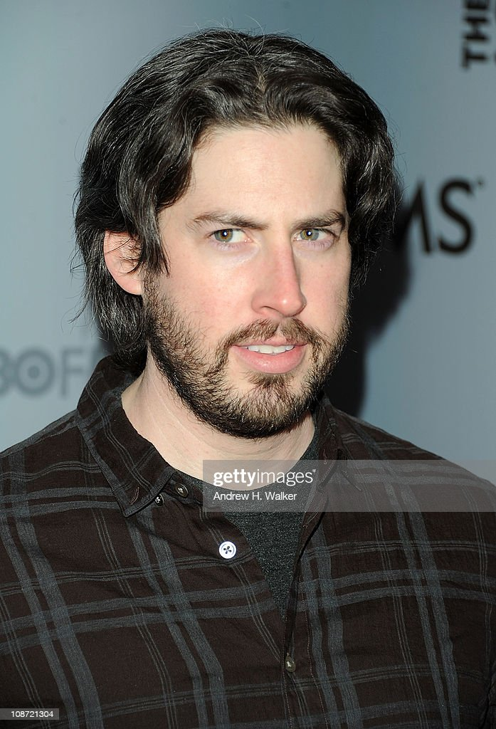 Director Jason Reitman attends the HBO Films & The Cinema Society screening of 'Sunset Limited' at the Time Warner Screening Room on February 1, 2011 in New York City.