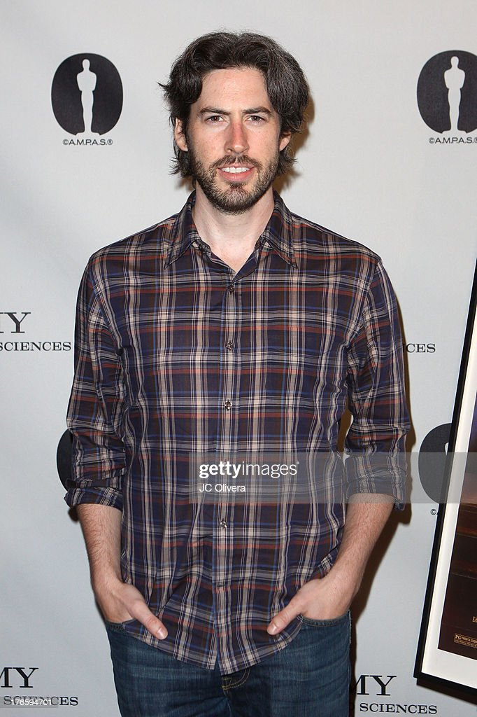 Director Jason Reitman attends 'The Princess Bride' Live Commentary hosted by Jason Reitman at The Academy at AMPAS Samuel Goldwyn Theater on August 15, 2013 in Beverly Hills, California.