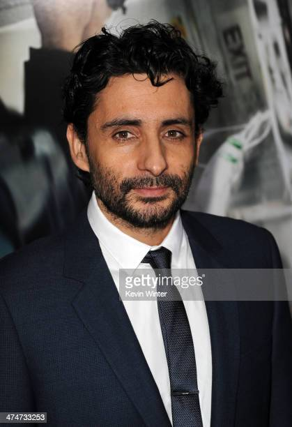 Director Jaume ColletSerra attends the premiere of Universal Pictures and Studiocanal's 'NonStop' at Regency Village Theatre on February 24 2014 in...