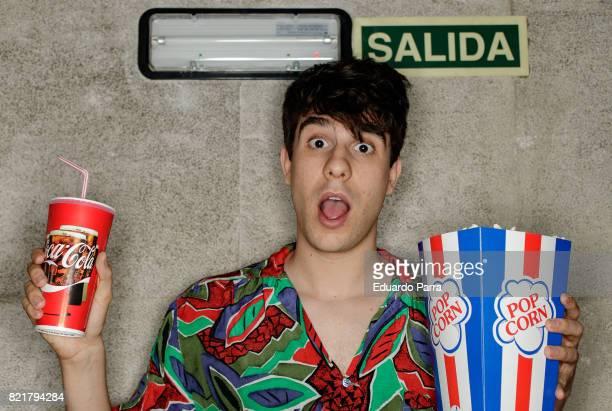 Director Javier Calvo attends the 'Abracadabra' premiere at Palacio de la Prensa cinema on July 24 2017 in Madrid Spain