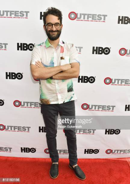 Director Jay Duplass attends the 2017 Outfest Los Angeles LGBT Film Festival screening of Amazon's 'Transparent' Season 4 at Director's Guild Of...