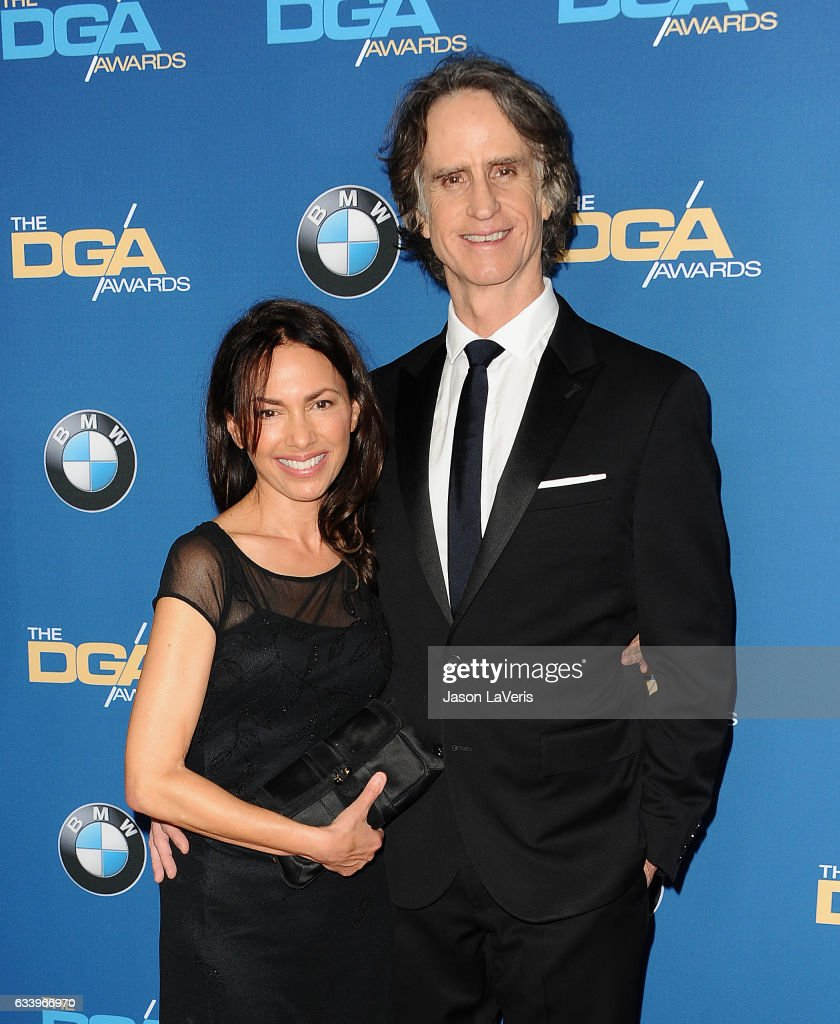 Director Jay Roach and wife Susanna Hoffs attends the 69th annual Directors Guild of America Awards at The Beverly Hilton Hotel on February 4, 2017 in Beverly Hills, California.