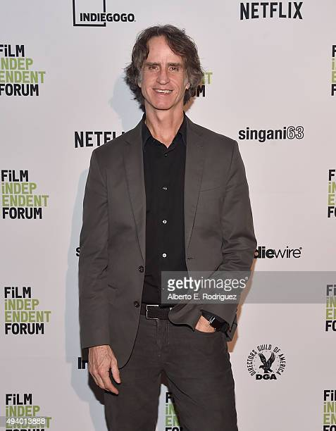 Director Jay Roach attends the 11th Annual Film Independent Forum Opening Night screening of 'Trumbo' at DGA Theater on October 23 2015 in Los...