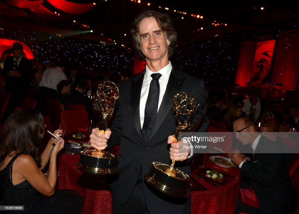 Director Jay Roach attends the 64th Annual Primetime Emmy Awards Governors Ball at Nokia Theatre L.A. Live on September 23, 2012 in Los Angeles, California.