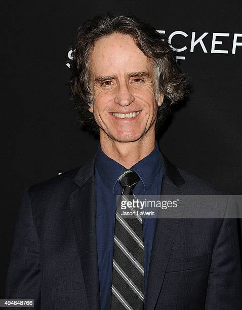 Director Jay Roach attends the premiere of 'Trumbo' at Samuel Goldwyn Theater on October 27 2015 in Beverly Hills California