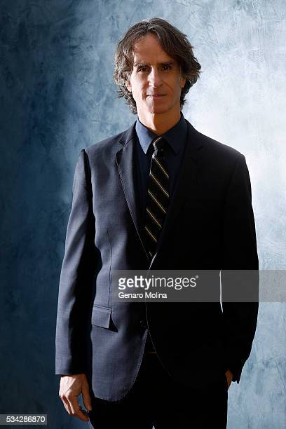 Director Jay Roach of 'All The Way' is photographed for Los Angeles Times on May 9 2016 in Los Angeles California PUBLISHED IMAGE CREDIT MUST READ...