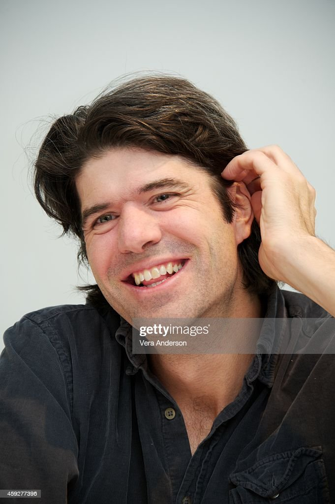 Director <a gi-track='captionPersonalityLinkClicked' href=/galleries/search?phrase=J.C.+Chandor&family=editorial&specificpeople=7452126 ng-click='$event.stopPropagation()'>J.C. Chandor</a> at the 'A Most Violent Year' Press Conference at the Four Seasons Hotel on November 18, 2014 in Beverly Hills, California.