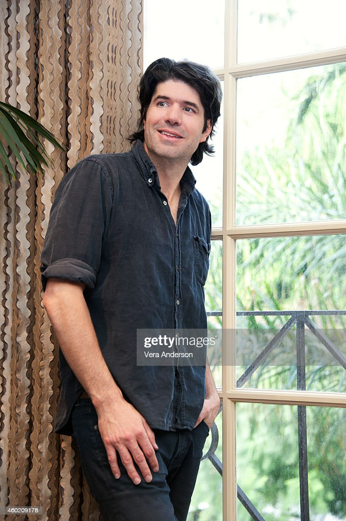 Director <a gi-track='captionPersonalityLinkClicked' href=/galleries/search?phrase=J.C.+Chandor&family=editorial&specificpeople=7452126 ng-click='$event.stopPropagation()'>J.C. Chandor</a> is photographed at the 'A Most Violent Year' Press Conference at the Four Seasons hotel on November 18, 2014 in Beverly Hills, California.