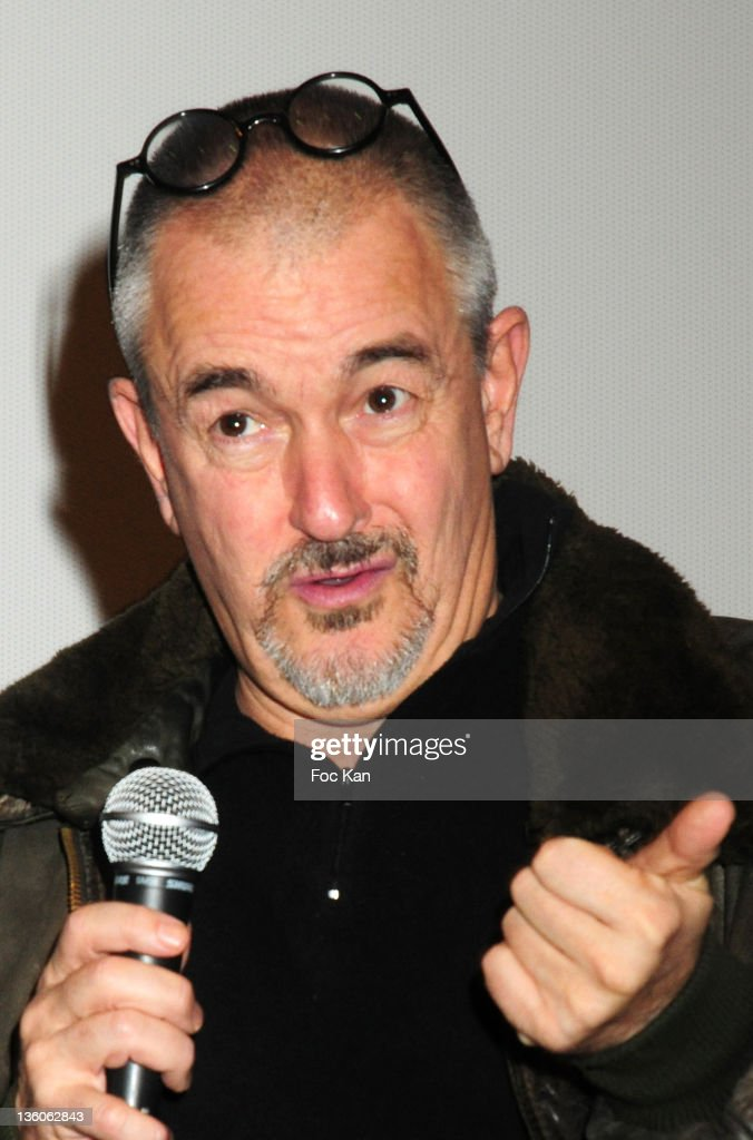 Director Jean Jacques Beineix attends the 'Le Jour Le Plus Court' Short Movie Festival After Party 'Les Courts des Grands' Hosted by SACD and ARP at Cinema des Cineastes on December 21, 2011 in Paris, France.