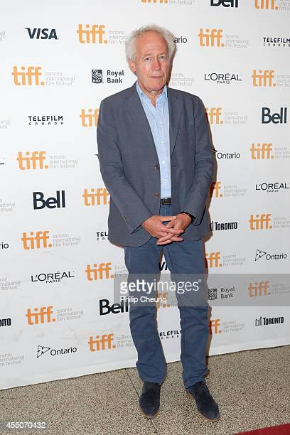 Director Jean Pierre Dardenne attends the 'Two Days One Night' premiere during the 2014 Toronto International Film Festival at Winter Garden Theatre...