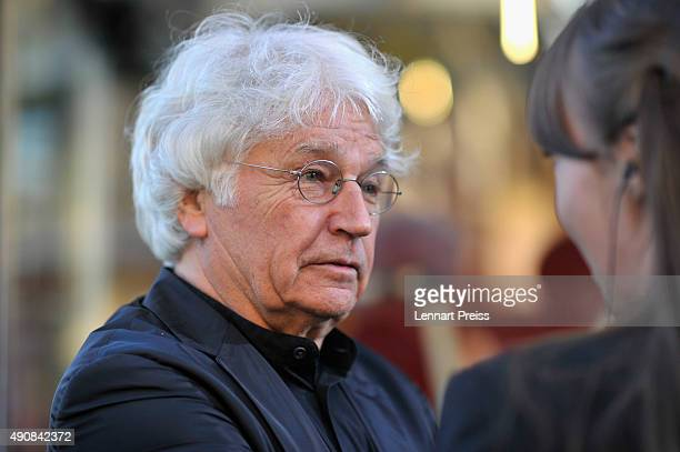 Director JeanJacques Annaud attends the 'Wolf Totem' Premiere during the Zurich Film Festival on October 1 2015 in Zurich Switzerland The 11th Zurich...