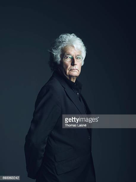 Director JeanJacques Annaud is photographed for Self Assignment on January 13 2015 in Paris France