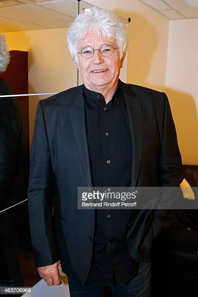 Director JeanJacques Annaud presents his movie 'Le dernier Loup' during the 'Vivement Dimanche' French TV Show Held at Pavillon Gabriel on February...