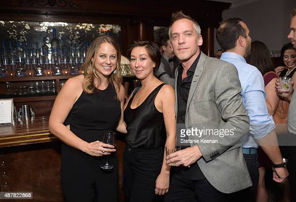 Director JeanMarc Vallee attends the Sicario TIFF party hosted by GREY GOOSE Vodka and Soho Toronto at Soho House Toronto on September 11 2015 in...