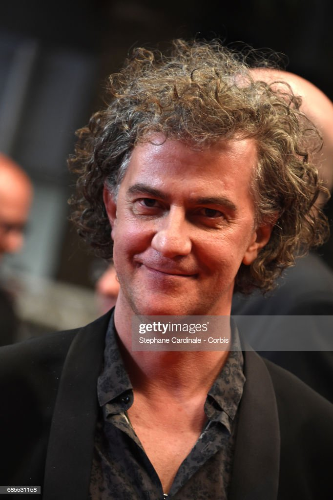 Director Jean-Stéphane Sauvaire attends the 'A Prayer Before Dawn' premiere during the 70th annual Cannes Film Festival at Palais des Festivals on May 19, 2017 in Cannes, France.