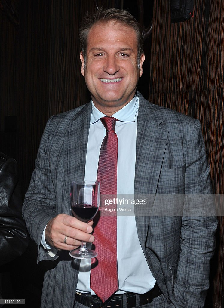 Director Jeff Calhoun attends the opening night after party of 'Jekyll & Hyde' held at Beso on February 12, 2013 in Hollywood, California.