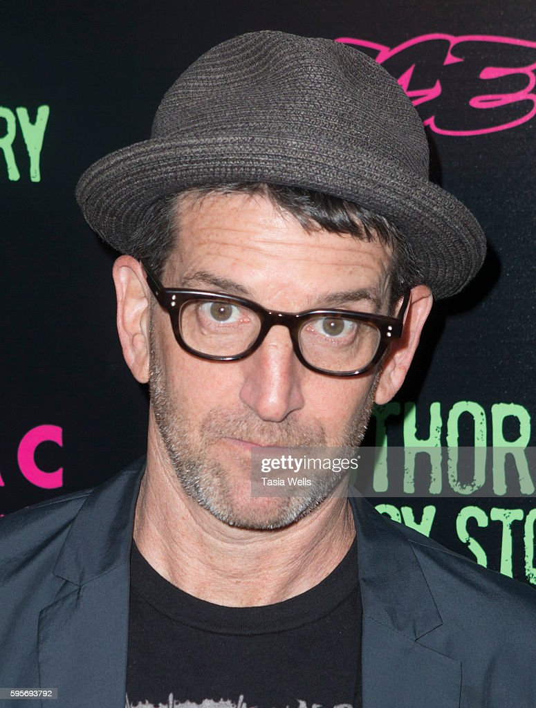 Director Jeff Feuerzeig attends the premiere of Amazon Studios' 'Author The JT Leroy Story' at NeueHouse Hollywood on August 25 2016 in Los Angeles...