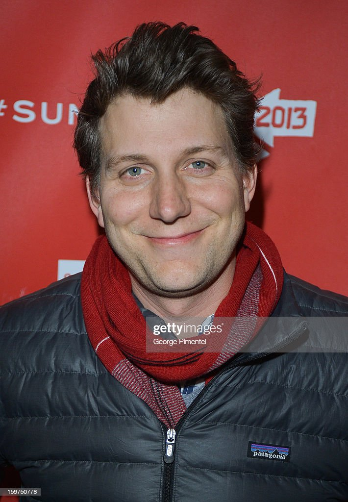 Director <a gi-track='captionPersonalityLinkClicked' href=/galleries/search?phrase=Jeff+Nichols&family=editorial&specificpeople=7451429 ng-click='$event.stopPropagation()'>Jeff Nichols</a> arrives at the 2013 Sundance Film Festival Premiere of 'Mud' at The Marc Theatre on January 19, 2013 in Park City, Utah.
