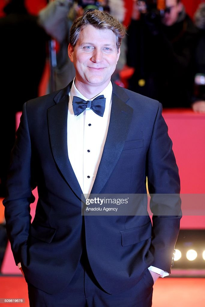 Director Jeff Nichols attends the 'Midnight Special' premiere during the 66th Berlinale International Film Festival Berlin at Berlinale Palace on February 12, 2016 in Berlin, Germany.