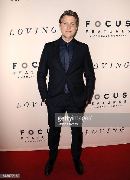 Director Jeff Nichols attends the premiere of 'Loving' at Samuel Goldwyn Theater on October 20 2016 in Beverly Hills California