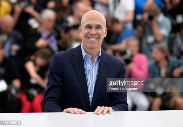 Director Jeffrey Katzenberg attends the 'How To Train Your Dragon 2' photocall during the 67th Annual Cannes Film Festival on May 16 2014 in Cannes...