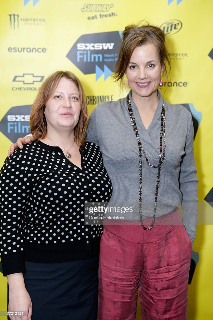 Director Jen McGowan and actress Margaret Colin attend the 'Kelly & Cal' Photo Op and Q&A during the 2014 SXSW Music, Film + Interactive Festival at Rollins Theatre at The Long Center on March 7, 2014 in Austin, Texas.