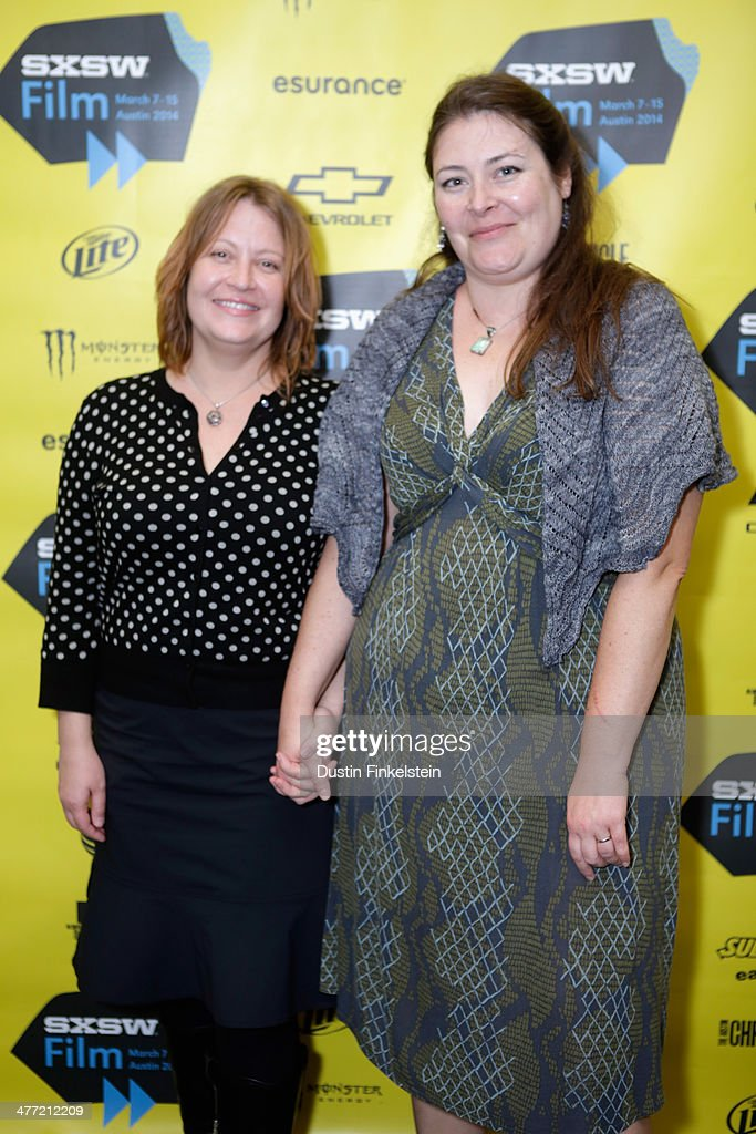 Director Jen McGowan and writer Amy Lowe Starbin attend the 'Kelly & Cal' Photo Op and Q&A during the 2014 SXSW Music, Film + Interactive Festival at Rollins Theatre at The Long Center on March 7, 2014 in Austin, Texas.