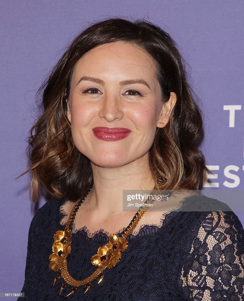 Director Jenee LaMarque attends the screening of 'The Pretty One' during the 2013 Tribeca Film Festival at SVA Theater on April 20, 2013 in New York City.