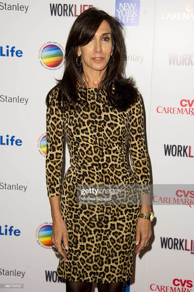 Director Jennifer Gelfer attends the 11th Annual Work Life Matters gala at Club 101 on October 24, 2013 in New York City.
