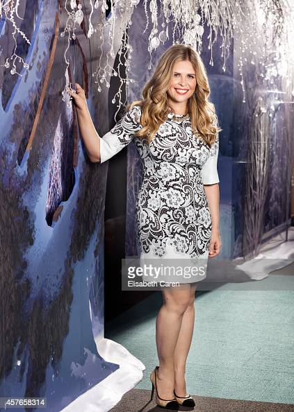Director Jennifer Lee is photographed for Los Angeles Confidential on March 25 2014 in Burbank California PUBLISHED IMAGE