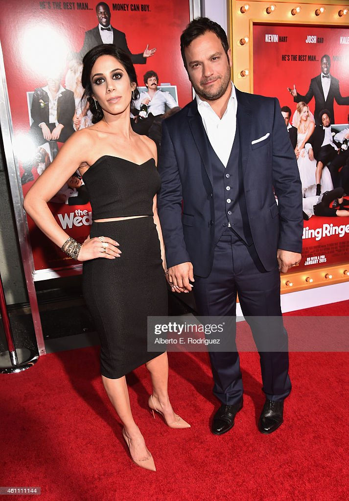 Director Jeremy Garelick arrives to the premiere of Screen Gems' 'The Wedding Ringer' at the TCL Chinese Theatre on January 6 2015 in Hollywood...