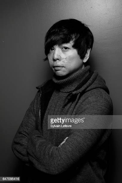 Director Jero Yun is photographed for Self Assignment on February 28 2017 in Lille France