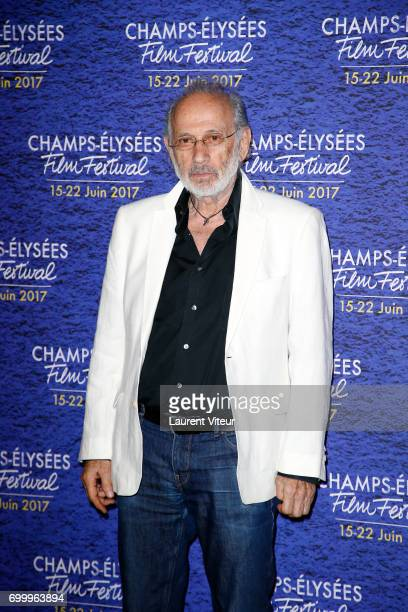 Director Jerry Schatzberg attends Closing Ceremony of 6th Champs Elysees Film Festival on June 22 2017 in Paris France