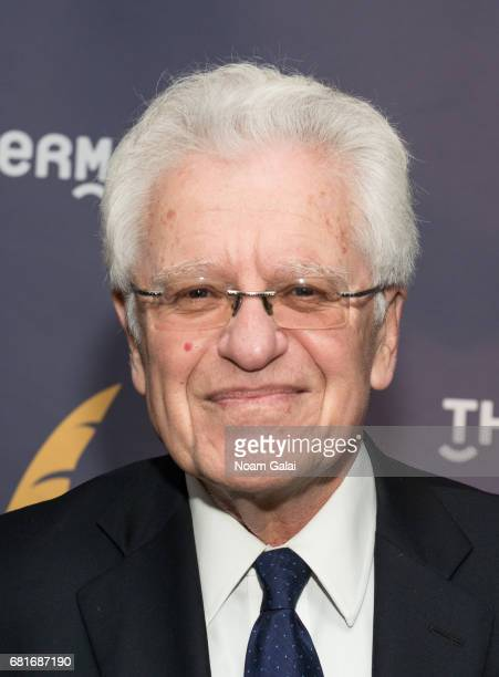 Director Jerry Zaks attends the 2017 Drama Desk Nominees Reception at Marriott Marquis Times Square on May 10 2017 in New York City