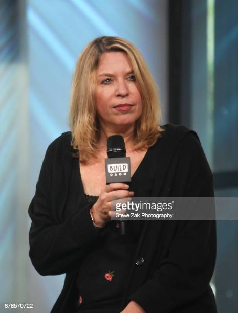 Director Jill Campbell attends Build Series to discuss her new film 'Mr Chibbs' at Build Studio on May 4 2017 in New York City