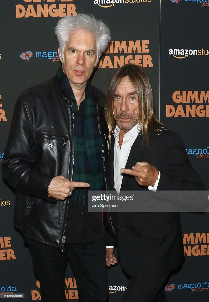 """Gimme Danger"" New York Premiere"
