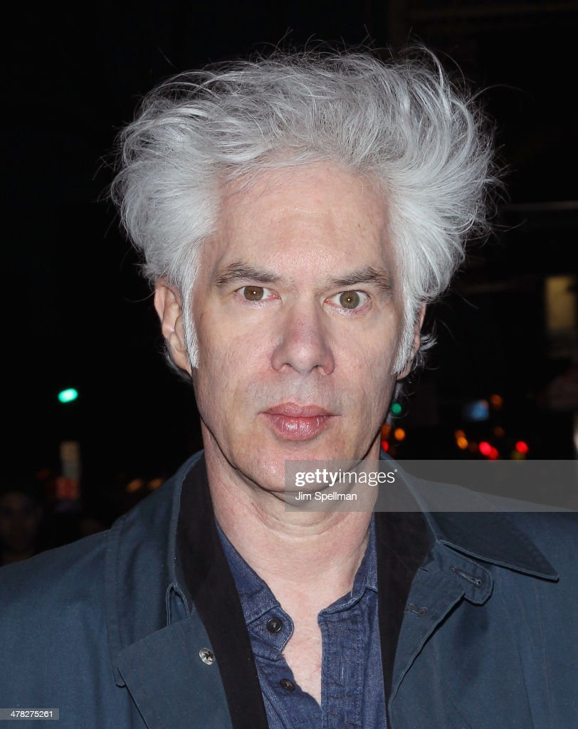 Director <a gi-track='captionPersonalityLinkClicked' href=/galleries/search?phrase=Jim+Jarmusch&family=editorial&specificpeople=208784 ng-click='$event.stopPropagation()'>Jim Jarmusch</a> attends Sony Pictures Classics' 'Only Lovers Left Alive' screening hosted by The Cinema Society and Stefano Tonchi, Editor in Chief of W Magazine at Landmark's Sunshine Cinema on March 12, 2014 in New York City.