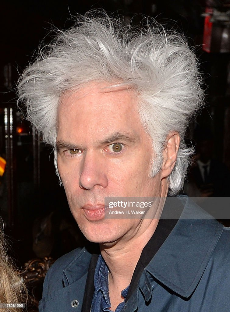 Director <a gi-track='captionPersonalityLinkClicked' href=/galleries/search?phrase=Jim+Jarmusch&family=editorial&specificpeople=208784 ng-click='$event.stopPropagation()'>Jim Jarmusch</a> attends Sony Pictures Classics' 'Only Lovers Left Alive' screening hosted by The Cinema Society and Stefano Tonchi, Editor in Chief of W Magazine after party at Chalk Point Kitchen on March 12, 2014 in New York City.