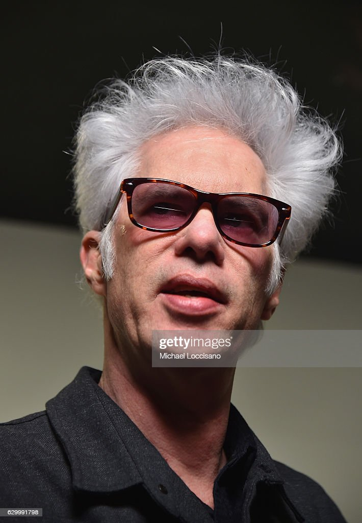 Director Jim Jarmusch attends the New York screening of 'Paterson' at Landmark Sunshine Cinema on December 15, 2016 in New York City.