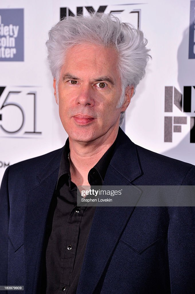Director <a gi-track='captionPersonalityLinkClicked' href=/galleries/search?phrase=Jim+Jarmusch&family=editorial&specificpeople=208784 ng-click='$event.stopPropagation()'>Jim Jarmusch</a> attends the 'Only Lovers Left Alive' during the 51st New York Film Festival at Alice Tully Hall at Lincoln Center on October 10, 2013 in New York City.