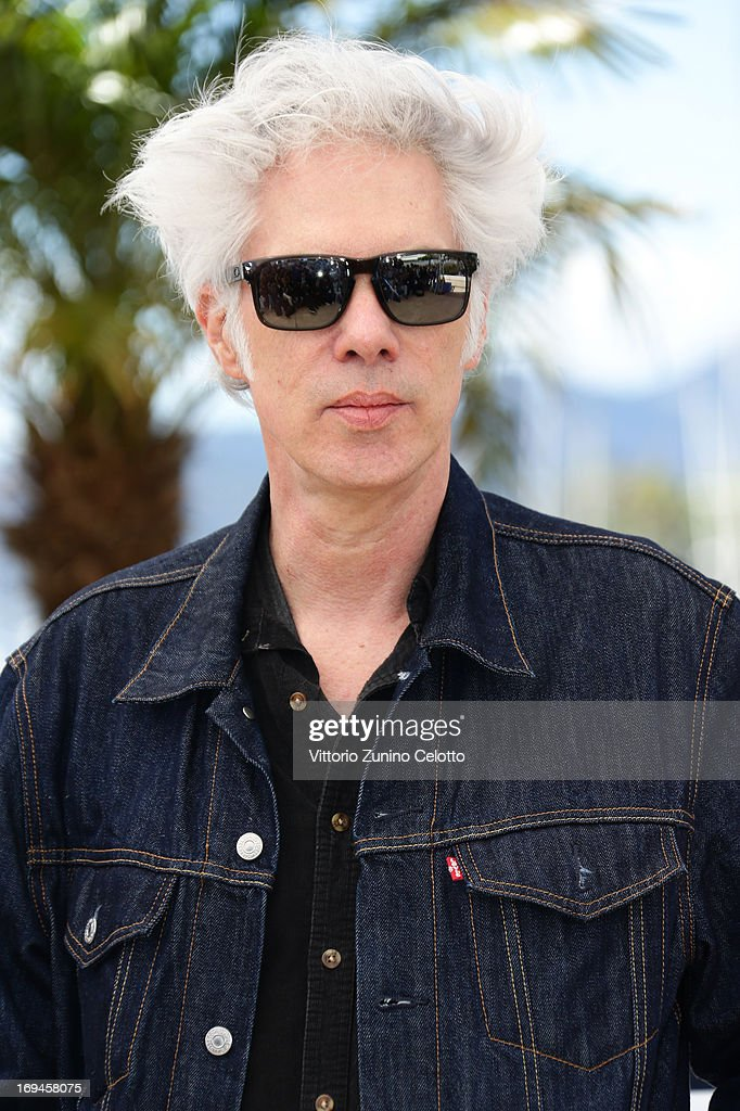 Director Jim Jarmusch attends the 'Only Lovers Left Alive' photocall during The 66th Annual Cannes Film Festival at Palais des Festival on May 25, 2013 in Cannes, France.